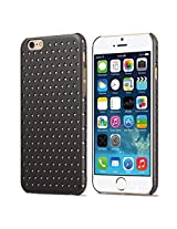 Kayscase Usmed Slim Starry Hard Shell Cover Case For Apple Iphone 6 - Black