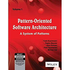 Pattern-Oriented Software Architecture: A System of Patterns - Vol 1