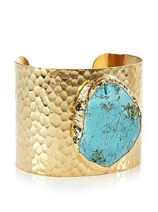Charlene K Blue Turquoise Cuff