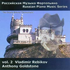 Russian Piano Music Series Volume 2