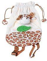 Dimpy Stuff Animal Potli Bags, Brown (33cm)