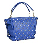 Lychee Bags (Lb29Bl.) Women's Shoulder Bag -Blue
