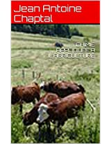 CHIMIE APPLIQUEE A L'AGRICULTURE (French Edition)
