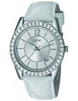 Esprit Three Hands Analog White Dial Women's Watch ES106142001