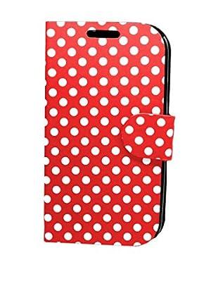 Imperii Funda Polka Samsung Galaxy S3 Rojo
