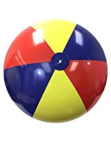 6 Ft Deflated Size Classic P7 Beach Ball