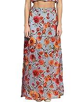 Miss Chase Women's Full Skirt