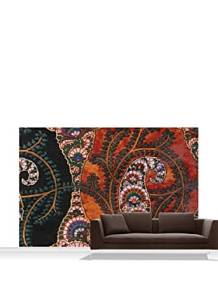 Victoria and Albert Museum Design for Printed Shawl Mural, Standard, 12' x 8'
