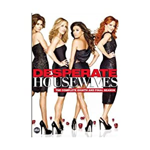 Desperate Housewives The Complete Eighth And Final Season (English) [DVD]