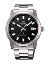 Orient Analogue Black Dial Men Watch - (ER23003B)