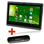 Maxtouuch MX-80458 Tablet with Free Dongle (WiFi, 3G via Dongle)