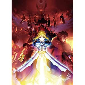 『Fate/Zero』 Blu-ray Disc Box �T (Amazon)