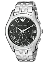 Emporio Armani Analog Black Dial Men's Watch - AR1786