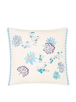 Designers Guild Camomile Cushion (Cobalt)