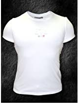 lotto Men White T Shirts