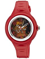 Zoop Analog Multi-Color Dial Children's Watch - NDC4043PP03