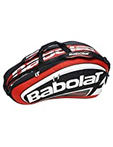 Babolat 751038-104 X 12 Team Line Racquet Holder (Red)