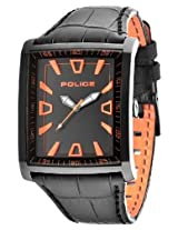 Police Analog Black Dial Men's Watch - PL14002JSB/02
