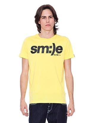 Gio Goi Camiseta Tirus (amarillo / negro)