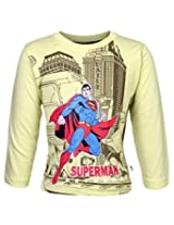 Cucumber Full Sleeve T-Shirt - Superhero Theme