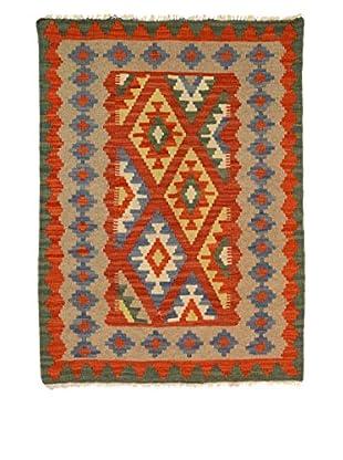 Wool Southwester Style Rug, Multi