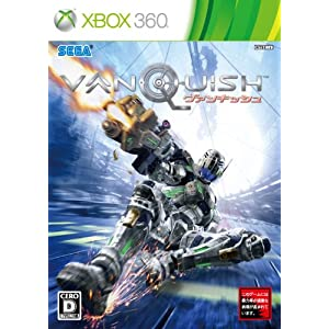 VANQUISH(仮称) - Video Game - Xbox 360