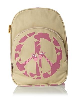 D&N Kids Peace Giraffe Backpack