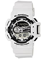 Casio G-Shock Analog-Digital Grey Dial Men's Watch - GA-400-7ADR (G549)