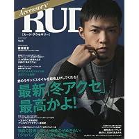 RUDO Accessory 2016年Vol.5 小さい表紙画像