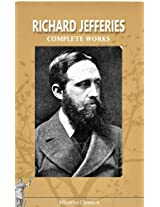Complete Works of Richard Jefferies (Afrikaans Edition)