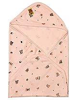 Dear Kids Baby Wrap (Dark Pink)