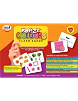 Krazy Colours - Flash Cards