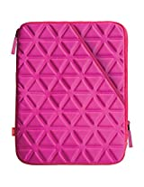 iLuv X-tra Padded Neoprene Sleeve for 8.9-Inch Samsung Galaxy Tab - Pink (iSS2102PNK)