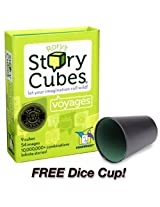 Rory's Story Cubes Voyages with Free Dice Cup