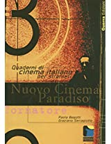 Quaderni DI Cinema Italiano: Nuovo Cinema Paradiso