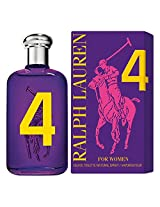 Ralph Lauren Eau de Toilette Spray The Big Pony Collection No. 4 1.7 Ounce