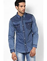 Blue Denim Shirt Calvin Klein Jeans