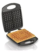 Hamilton Beach 4-Piece Belgian Waffle Maker (26020)