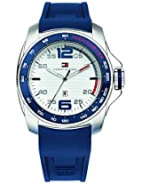 Tommy Hilfiger Analog Silver Dial Mens Watch - TH1790855/D