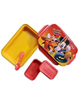 Disney Mickey Mouse Lunch Box, Multi Color