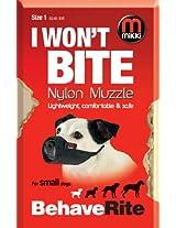 Interpet Mikki Muzzle Size 1