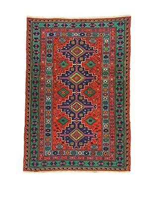 L'Eden del Tappeto Teppich Sumak mehrfarbig 240t x t164 cm