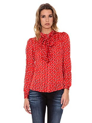 Pepe Jeans London Bluse Edith (Rot)