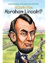 ¿Quién fue Abraham Lincoln? (Who Was...?)