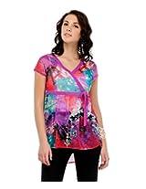 Yepme Women's Multicolor Polyester Tops YPMTOPS0449_S