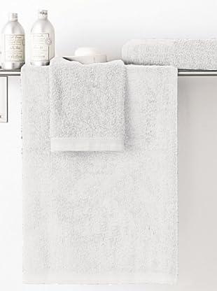 Art Experience Juego de Toallas Liso Basic (Blanco)