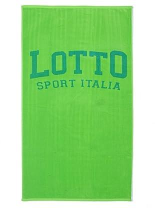 Lotto Telo Spugna (verde)