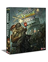 Heroes Of Normandie Pegasus Bridge Scenario Expansion Board Game