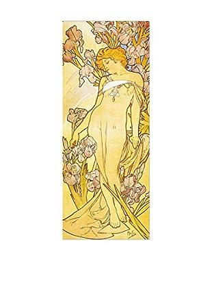 Artopweb Wandbild Iris Bunt