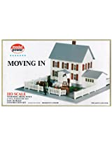 Model Power HO Scale Building Kit - Moving In House